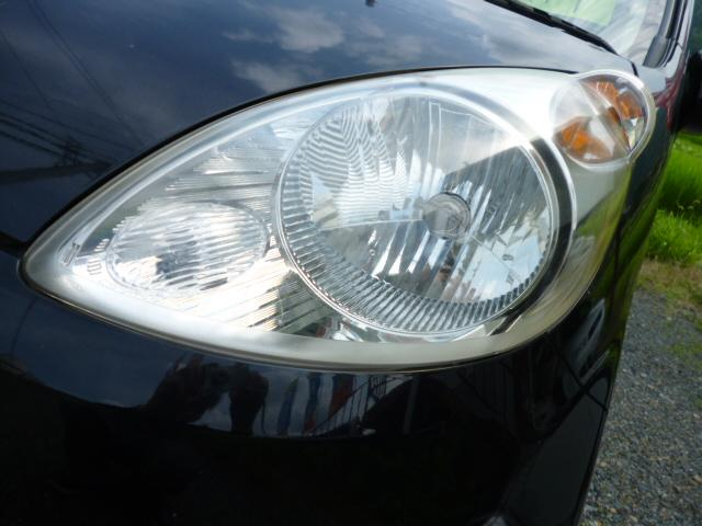 最先端LEDヘッドライト取り付け済みの為、夜間も非常に見やすく運転しやすくなっております! ヘッドライトクリーニング済みです♪