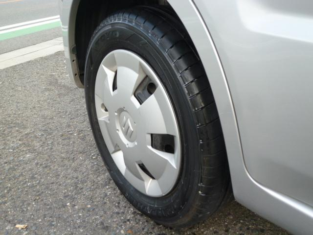 タイヤ溝まだまだ大丈夫です!!