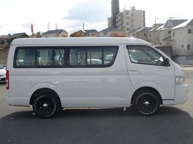 DX10人乗り 新品タイヤデイトナ製ホイール付き(7枚目)