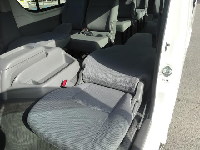 DX10人乗り 新品タイヤデイトナ製ホイール付き(20枚目)