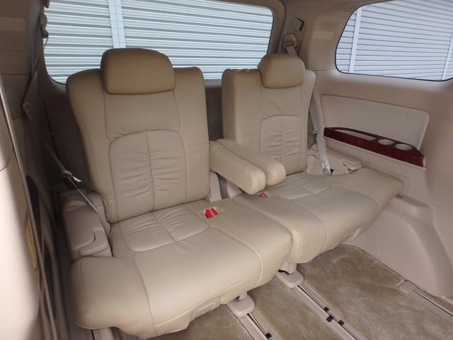 350X フルセグ付HDDナビ 後席モニター 車高調 エアロ(8枚目)