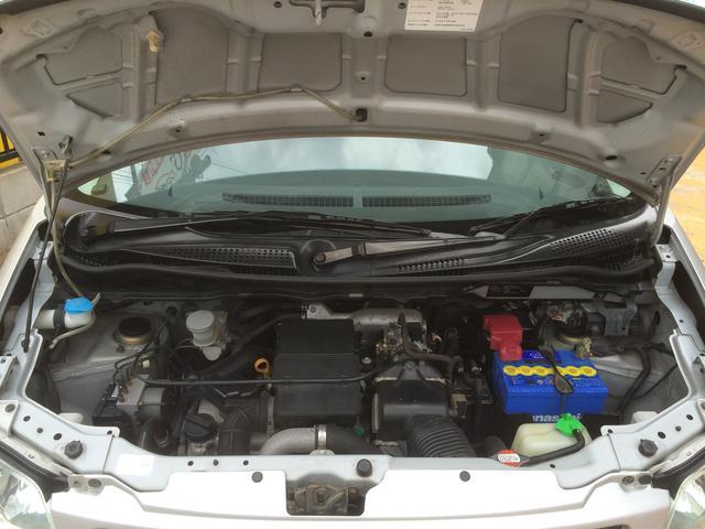 ★ターボ車ですが非常に調子の良いエンジンですので安心してお乗りいただけます★