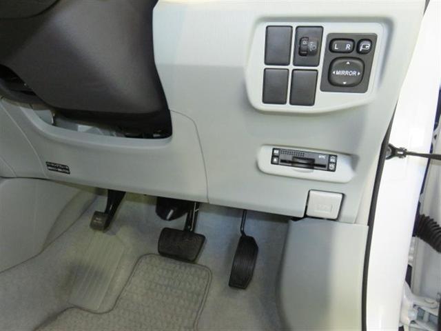 ビルトインタイプETC車載器を装備しております。スムース&リーズナブルです。