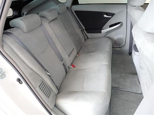 最も人の触れるシートは念入りに清掃、消臭を実施しております。