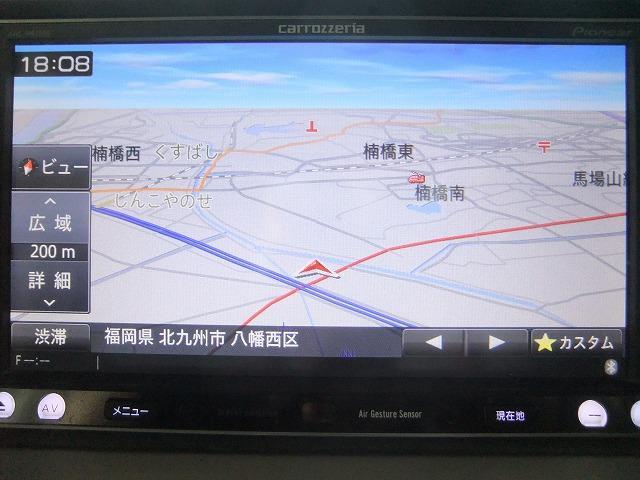 carrozzeria7インチメモリーナビ装備してます。フルセグTV.DVD走りながら見れます。CD録音出来ます。ipod,Bluetooth対応。