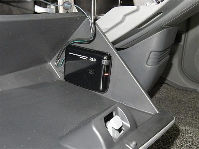 ETC車載器を装備しております。料金所でスムース&支払いもリーズナブルです。