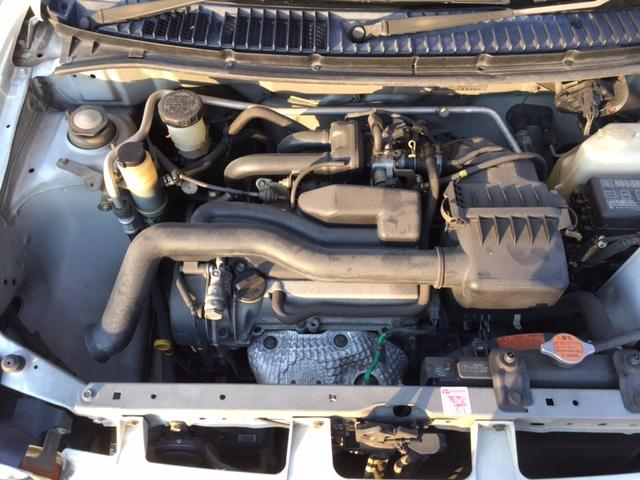 納車時には、エンジンオイル、オイルエレメント、エアコンフィルター、ワイパーゴム・ベルト類等の消耗品は新品に交換しております☆その他パーツも車輌点検後、必要に応じて交換致しております。