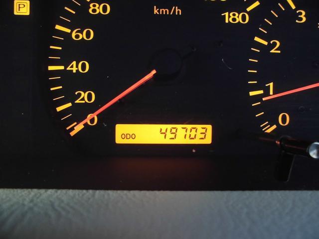 走行少ない!5万キロ