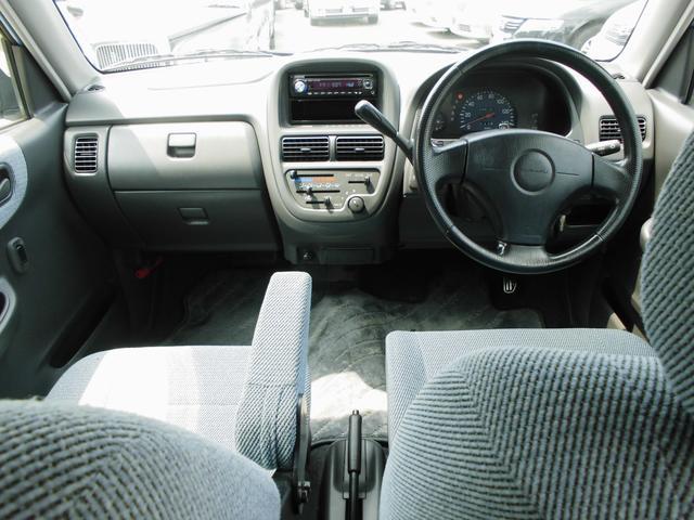 デュアルエアバッグ・ABS・衝突安全ボディ