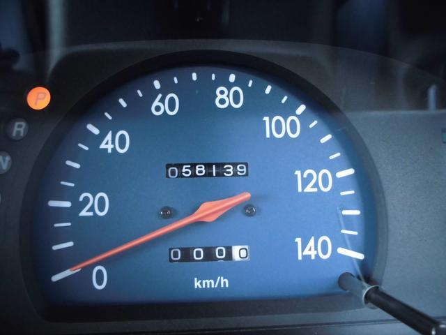走行少ない5.8万キロ!
