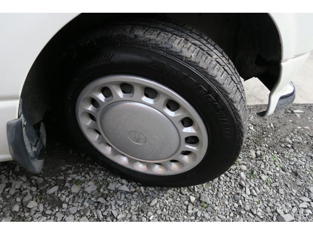 タイヤの溝もまだまだあります!安心して乗っていただけます!