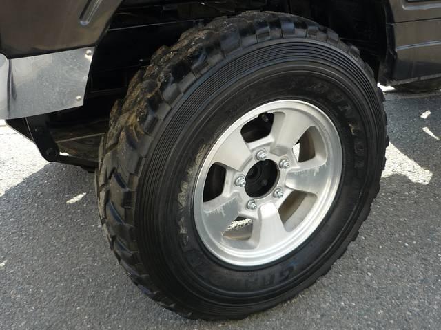 タイヤはオマケとお考えください。新品交換+6万円~メーカーはお問い合わせください。
