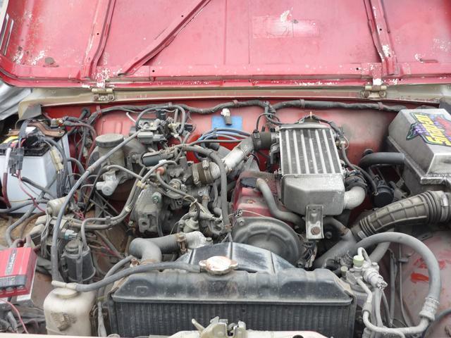 エンジンは何故か1型が載ってます・・・調子はいいです。