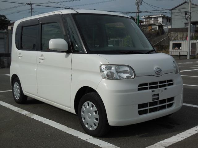 平成20年式タントスローパー 福祉車両【装備】スロープ・ウインチ・車いす固定装置・4人乗り・CD