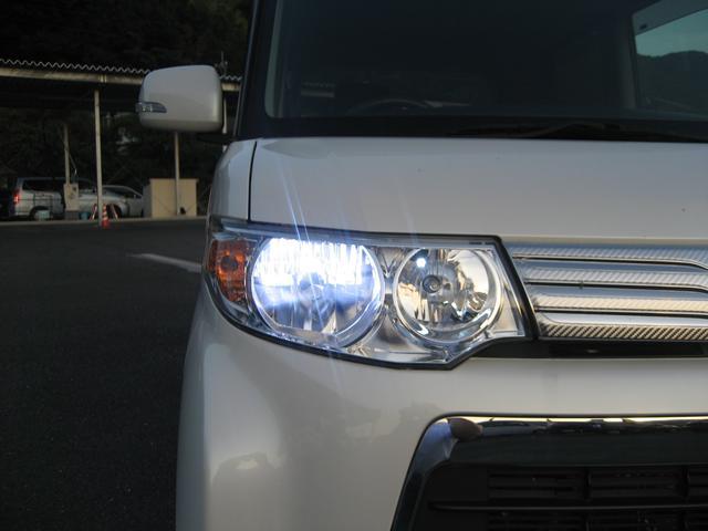 社外LEDヘッドライト