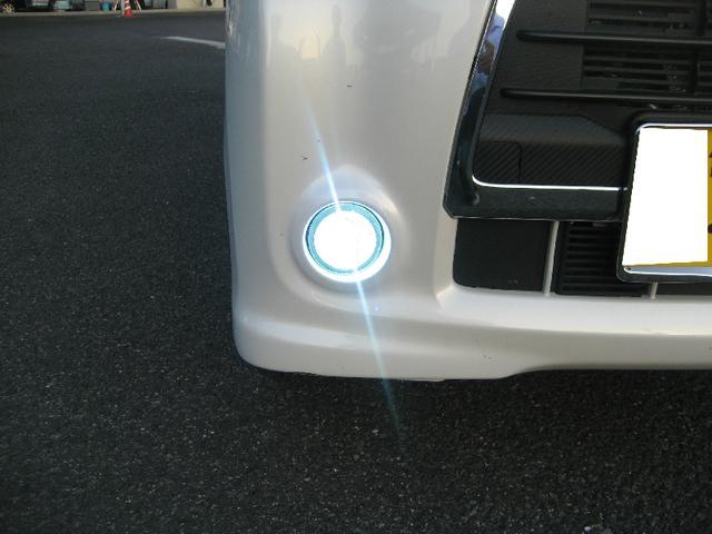 社外LEDフォグ