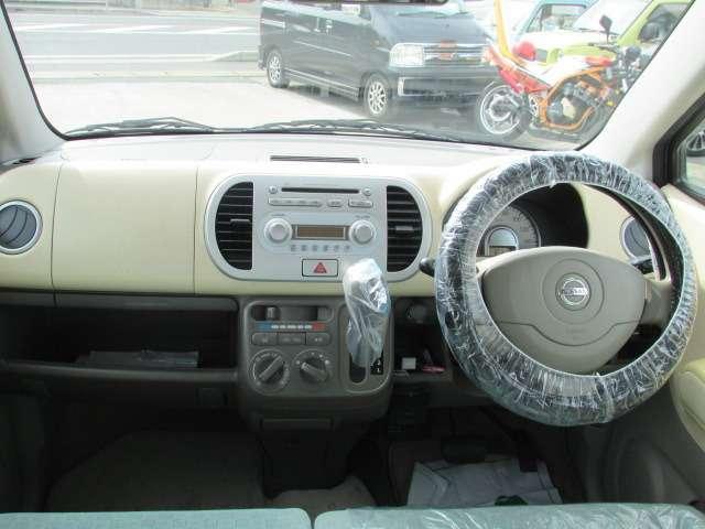 車内クリーニング済みですので、綺麗な状態です♪