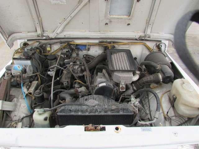 エンジン周り、点検整備済みです♪安心してお乗り頂けると思います♪