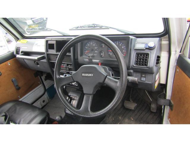 スコットリミテッド 4WD オートマ 社外マフラー CD(3枚目)