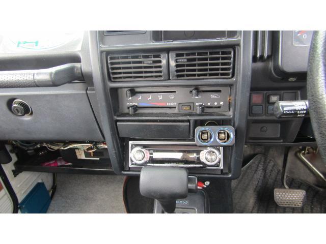 スコットリミテッド 4WD オートマ 社外マフラー CD(7枚目)