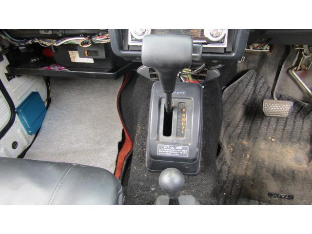 スコットリミテッド 4WD オートマ 社外マフラー CD(10枚目)