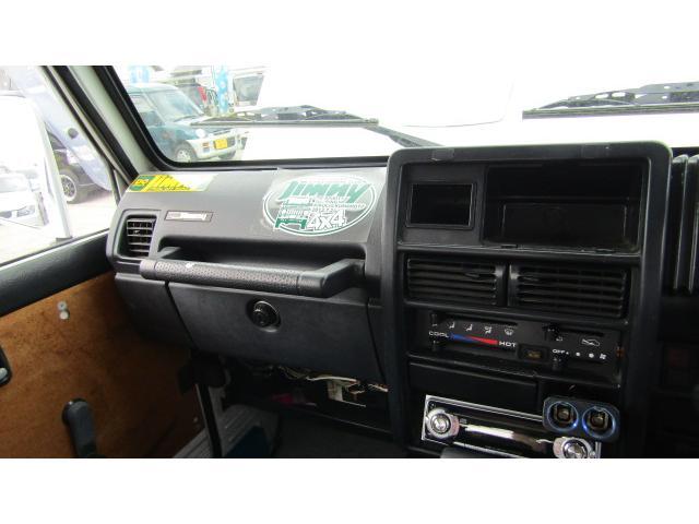 スコットリミテッド 4WD オートマ 社外マフラー CD(12枚目)