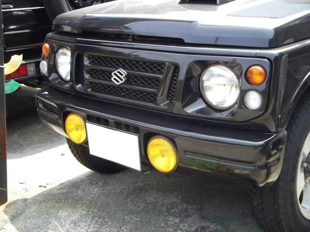 XC 背面ハードタイヤカバー 4WD ターボ(2枚目)