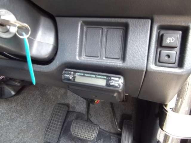 XC 背面ハードタイヤカバー 4WD ターボ(8枚目)