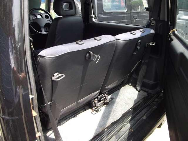 XC 背面ハードタイヤカバー 4WD ターボ(14枚目)