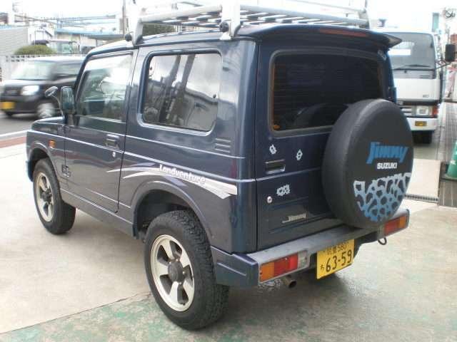 ランドベンチャー 4WD(4枚目)