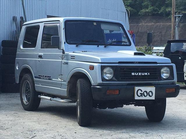 ワイルドウインドリミテッド 4WD ターボ ETC(3枚目)