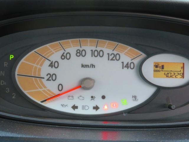 走行距離は40,229kmです!長く乗るにはピッタリな1台です!!