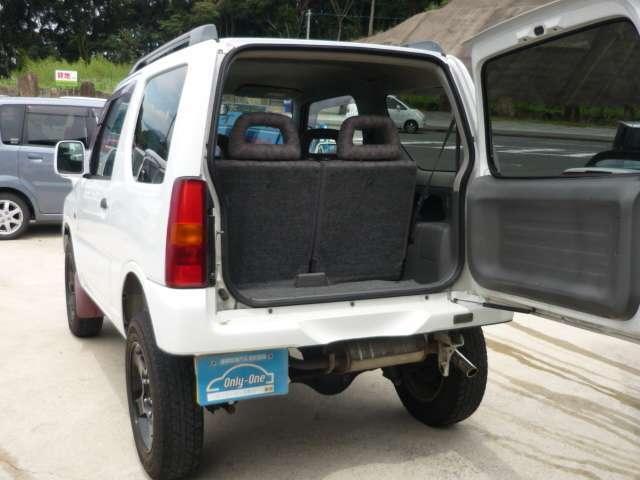 XC キーレス CD 4WD(12枚目)
