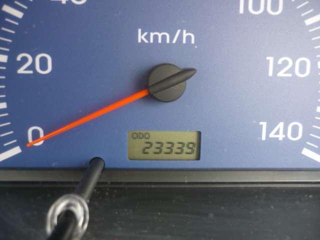 見ての通り走行2万Km!!