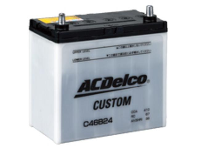 新品バッテリーに交換しますので、2年間または4万キロの保証があります。