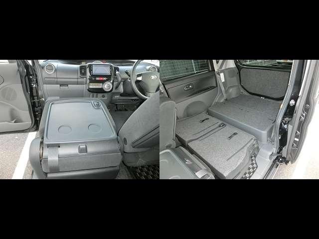 ■内装 1.フロアマット洗浄 2.室内全体クリーニング 3.窓ガラス・ミラー全面クリーニング 4.内装樹脂部品艶出し