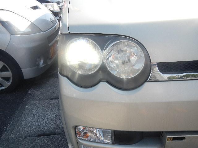 キャンペーン実施中 当店の在庫車はお得な価格にてご提供いたします!!また、スペシャル特典もある在庫車を用意しておりますので、ぜひ、この機会に相談下さいませ。純正HIDヘッドランプ