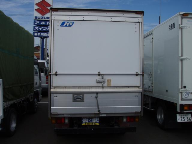 マツダ タイタントラック 4WD 1.5t パネルV