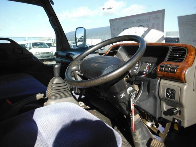 いすゞ エルフトラック カスタム 4t アルミV