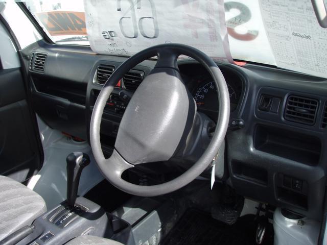 スズキ キャリイトラック KC 4WD オートマ