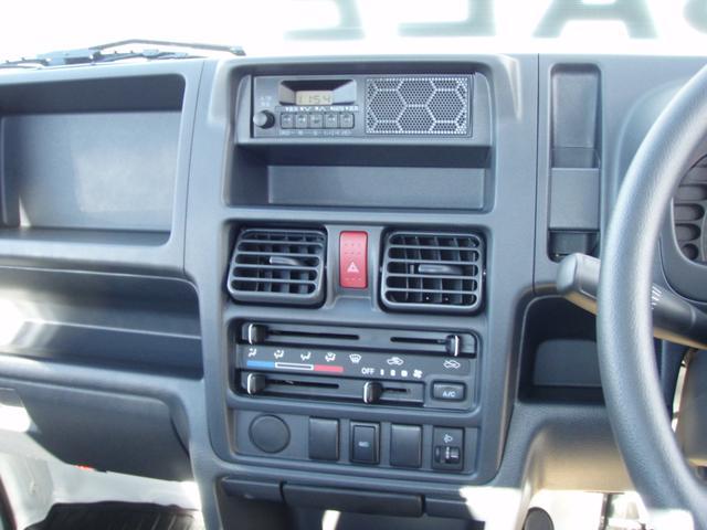 スズキ キャリイトラック KCエアコン・パワステ 4WD オートマ