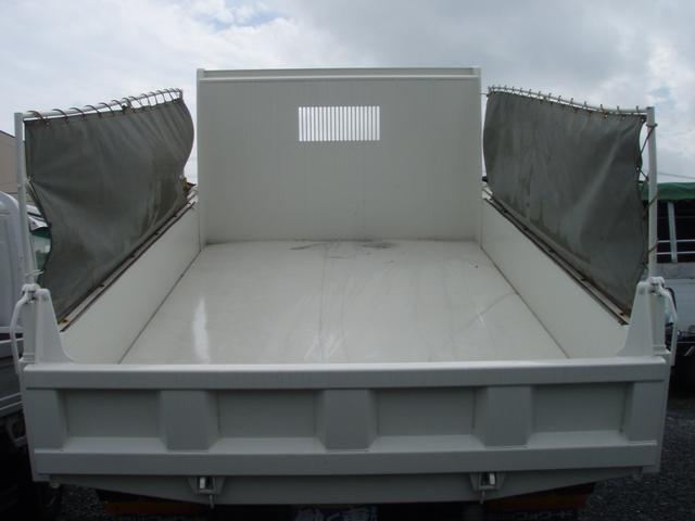 いすゞ フォワードジャストン 4.05t ダンプ 自動ダンプシート エアーブレーキ