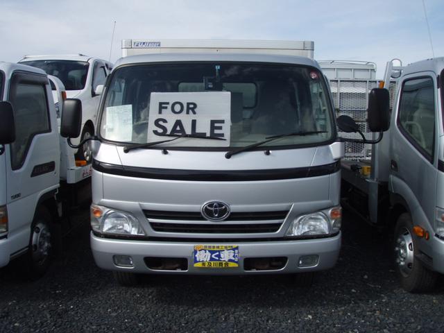 トヨタ ダイナトラック 3t ボトルカー Fujiボディー製
