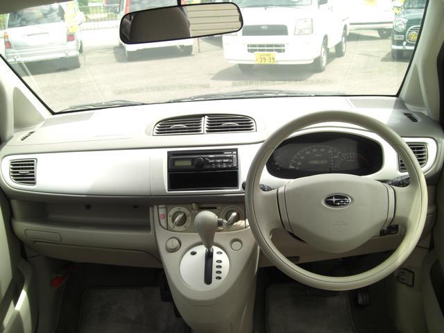 スバル R2 R 4WD HIDライト サイドエアバック 純正14アルミ