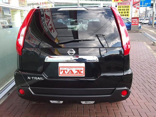 日産 エクストレイル 20X 4WD カプロンシート シートヒーター 革巻ハンドル