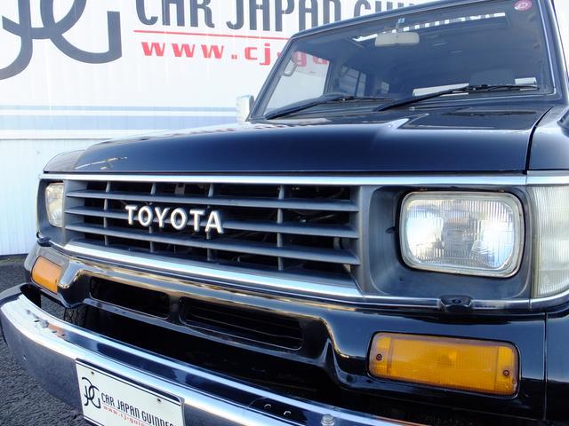 トヨタ ランドクルーザープラド SXワイドリミテッド 寒冷地仕様 サンルーフ