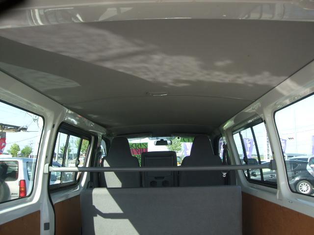 トヨタ ハイエースバン ロングDX 4WD 1オーナー 記録簿付