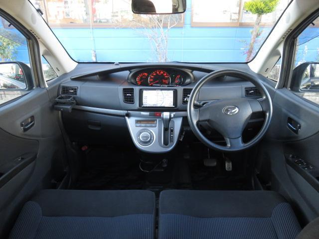 車輌入庫時、外装や内装はもちろん機関系、下回りなど品質、試乗走行でのチェックを行っております。