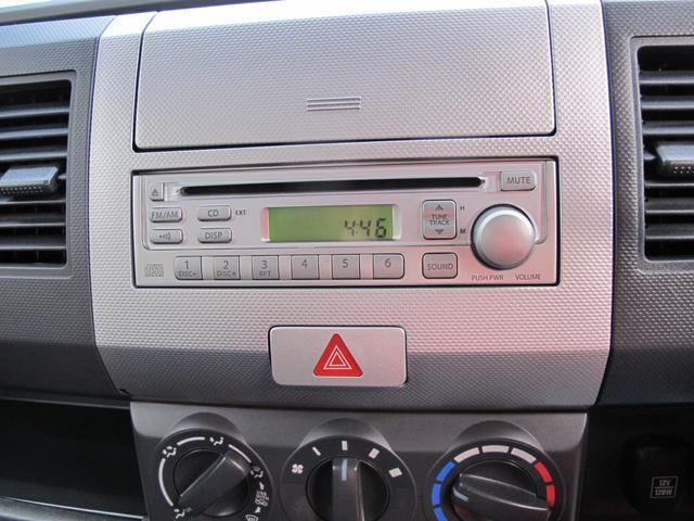 ●CDデッキ付きでドライブも快適になります●