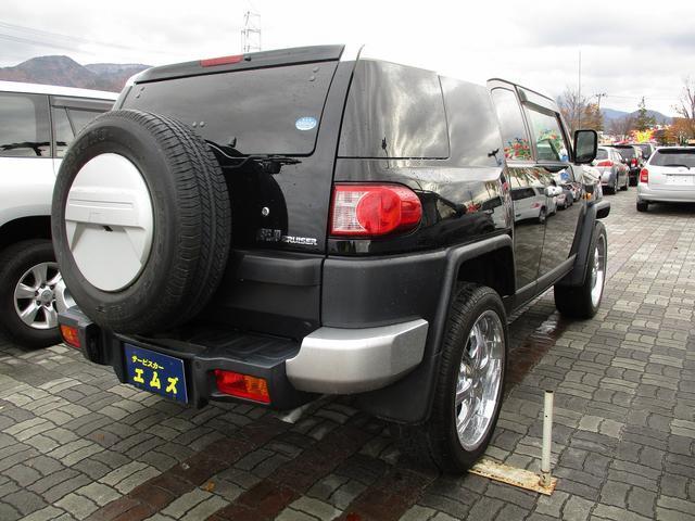 トヨタ FJクルーザー FJクルーザー 4WD